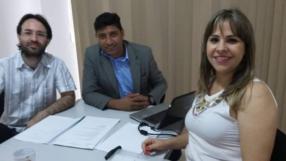 Rafael Minozzo - Dr. Marcos Alessandro - Nadia Benitez