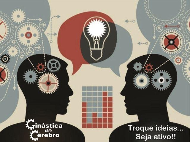 Anúncio da Ginástica do Cérebro