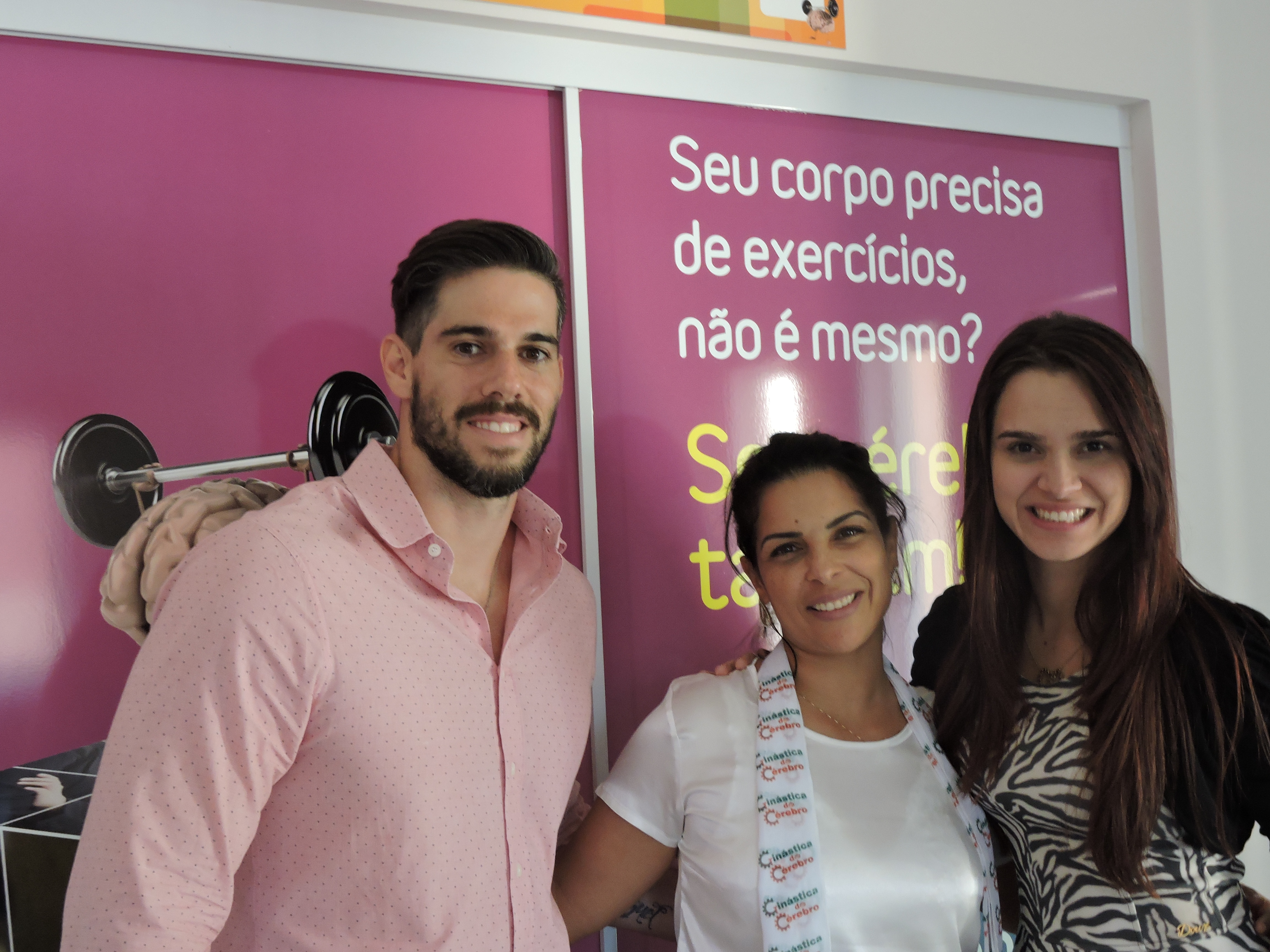 Rodrigo - Sandra Mara - Gabriela Valente de Lima