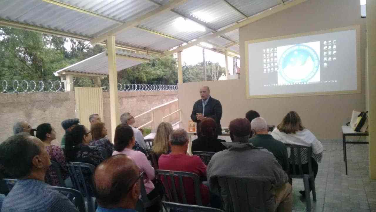 Imagem do evento realizado na Unidade Itajubá da Ginástica do Cérebro