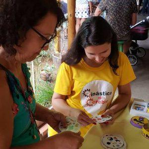 Imagem do evento realizado pela unidade Belo Horizonte da Ginástica do Cérebro