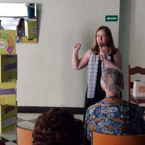 Imagem do evento realizado pela unidade Ribeirão Preto da Ginástica do Cérebro