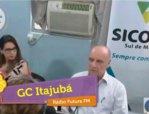 Unidade Itajubá da rede GC participou de programa na rádio Futura FM
