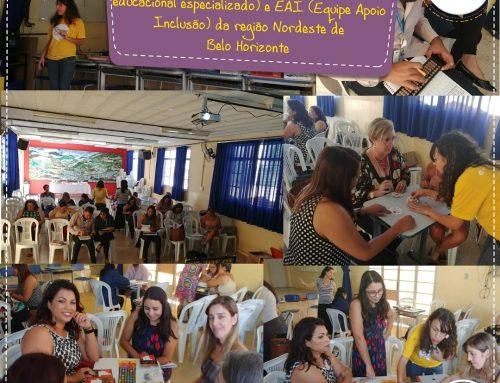 Unidade BH da rede Ginástica do Cérebro ministra Workshop