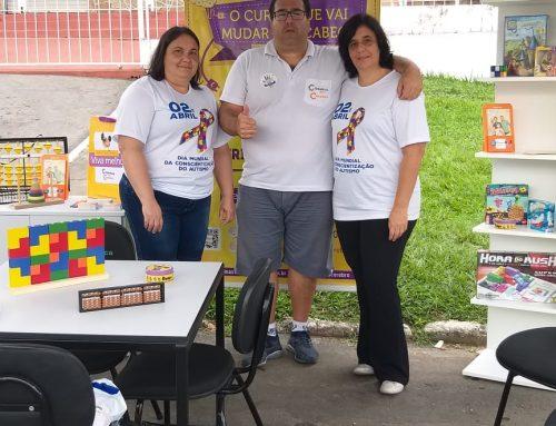Unidade de São João del Rei participa do Dia Internacional da Conscientização do Autismo