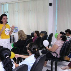 Workshop realizado pela unidade Mossoró da Ginástica do Cérebro