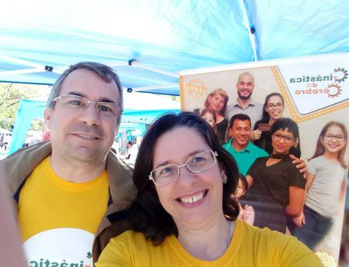 Unidade Tijuca da rede GC participa do aniversário de 260 anos da Tijuca/RJ