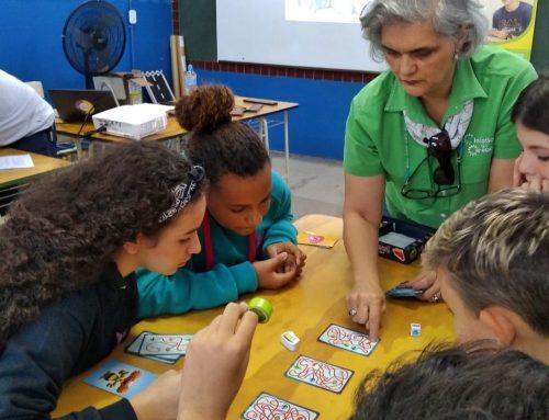 Colégio Ápice recebeu a Unidade Serra-Laranjeiras para um Workshop de Ginástica do Cérebro