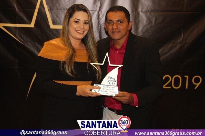 Imagem do Prêmio Evidência 2019