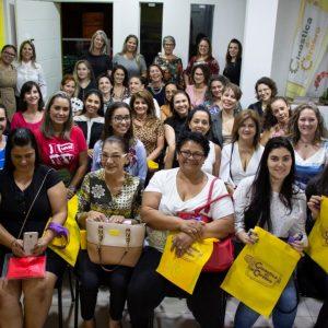 Unidade Foz do Iguaçu da Ginástica do Cérebro recebe mulheres do Mex